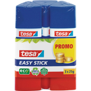 Klebestift tesa® Stick ecoLogo Stic/25 g 3er-Set/75 g