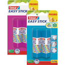 Klebestift tesa® Stick ecoLogo Stic/12 g 2er-Set/24 g