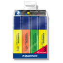 Textmarker STAEDTLER 364-S WP4P Textsurfer Classic Farbig...