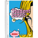 Collegeblock BRUNNEN Student A4 Pop Art Lin 28 mit...