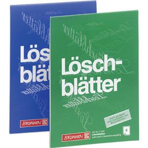 Löschblattblock Brunnen Standard 41546 - A4 210 x 297 mm 6 Blatt 135 g/m²