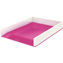 Briefkorb Leitz WOW Duo Color 5361 - A4-C4 267 x 49 x 336...
