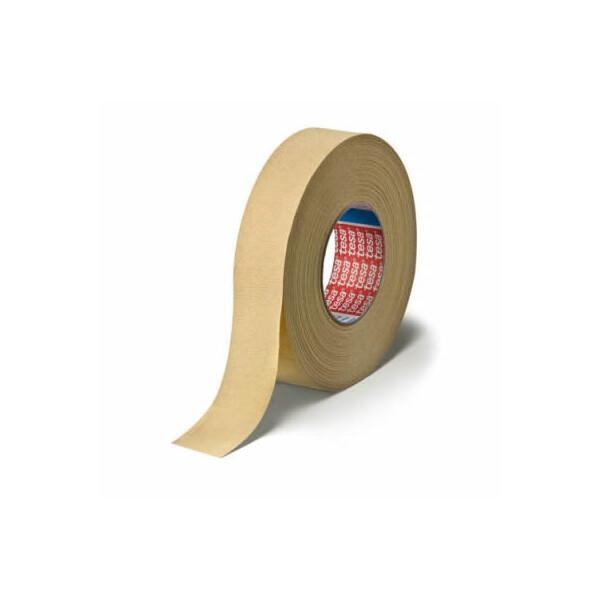 Abdeckband tesa tesakrepp 4322 - 15 mm x 50 m chamois Kreppband für Industrie/Gewerbe-Anwendungen