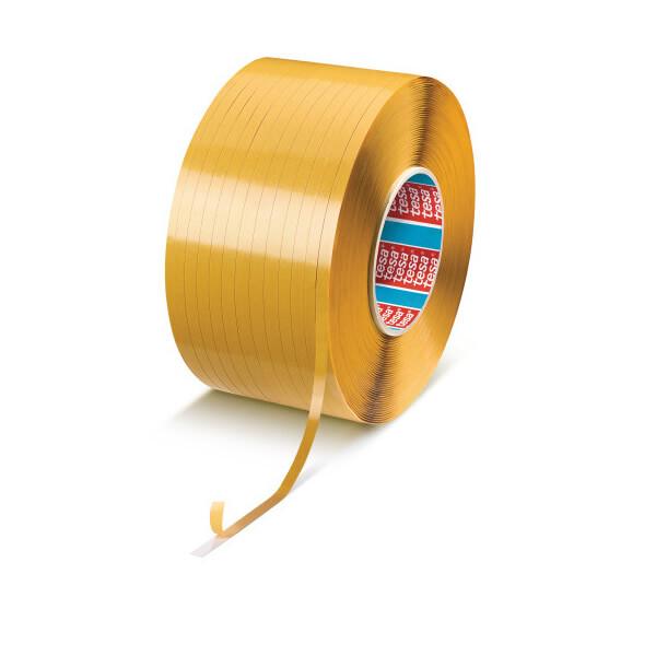 Montagedoppelklebeband tesa tesafix 4970 - 6 mm x 50 m weiß PVC-Band für Industrie/Gewerbe-Anwendungen