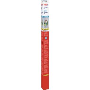 Fliegengitter Lamellentür tesa Insect Stop Standard 55198 - 95 x 220 cm weiß Klettsystem wiederverwendbar