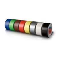 Gewebeklebeband tesa tesaband 4688 - 50 mm x 50 m schwarz PE-Extrudierband für Industrie/Gewerbe-Anwendungen