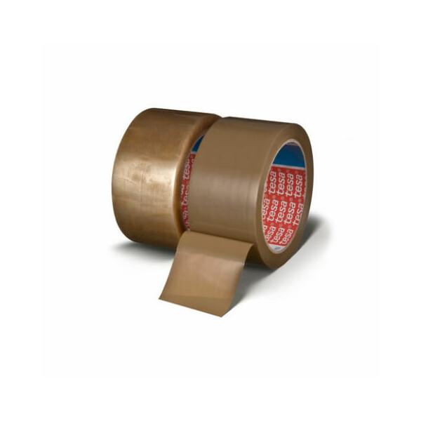 Verpackungsklebeband tesa tesapack 4089 - 50 mm x 1000 m farblos PP-Band für Industrie/Gewerbe-Anwendungen