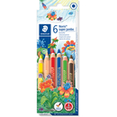 Jumbofarbstift STAEDTLER Noris super jumbo129 FSC