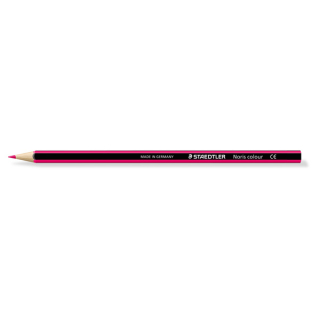Farbstift STAEDTLER Noris Colour 185 Dunkelviolett PEFC
