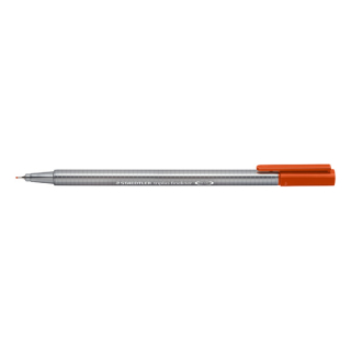 Fineliner STAEDTLER triplus 334 Kalahari Orange 0,30 mm