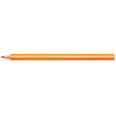 Jumbofarbstift STAEDTLER 1284-4 Noris jumbo 1284 Orange FSC