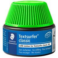 Textmarker Nachfülltinte Staedtler 48864 - grün für Mod. Textsurfer Classic permanent 30 ml