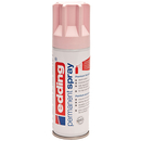 Permanent Spray edding 5200 - pastellrosa 200 ml