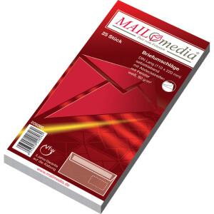 Briefumschlag Mayer Kuvert 30002411 - DIN Lang 110 x 220...