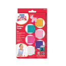 Modelliermasse STAEDTLER FIMO kids Colour pack Farbig...