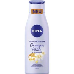 Gratiszugabe ab 50 Euro IVS-Zugabe NIVEA Bodylotion Orange ZG 83244 - 200 ml